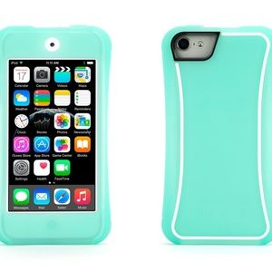Green iPod Touch 5th & 6th Gen Silicone Case NEW